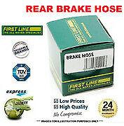 1x-REAR-Left-BRAKE-HOSE-for-HONDA-CIVIC-VI-Coupe-1-6-1996-1999