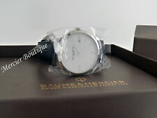 NEW Baume et Mercier Classima Swiss Quartz Men's Watch 10323