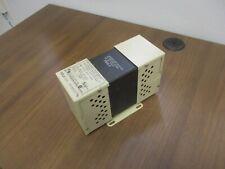 Sola Constant Voltage Transformer 23 22 112 2 Missing 1 Screw Used