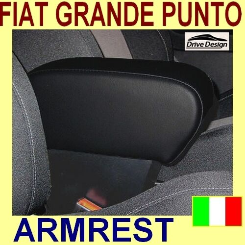armrest with large storage made in Italy High QUALITY FIAT GRANDE PUNTO-Evo