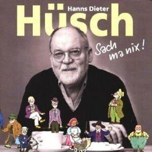 HANNS-DIETER-HUSCH-SACH-MA-NIX-2-CD-21-TRACKS-COMEDY-KABARETT-NEU
