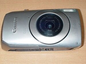 VERSCHLUSS-DEFEKT-Canon-Digital-Ixus-300-HS-Digitalkamera-10MP-3-8x-4438B009-0