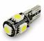 4-Pcs-T10-Error-Free-W5W-Canbus-LED-White-Bulb-Side-Parking-Light-6000K-HID thumbnail 4