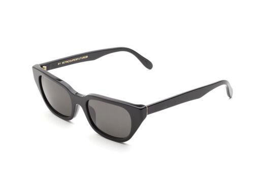 J90 Retrosuperfuture Handmade Sole Black Grigio Occhiali Cento nf7vnx