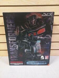 Transformers War For Cybertron Nemesis Prime PX Deluxe Action Figure DLX