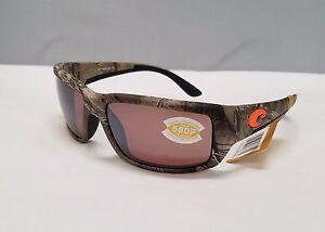 e7d72dd167 COSTA DEL MAR Fantail Sunglasses Realtree Xtra Camo w  Silver Mirror ...
