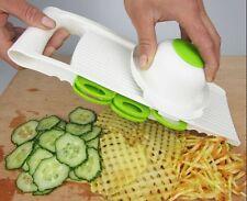 Vegetable Slicer,Grater Kitchen Set- Dicer Slicer Potato Carrot Dicer Salad Make
