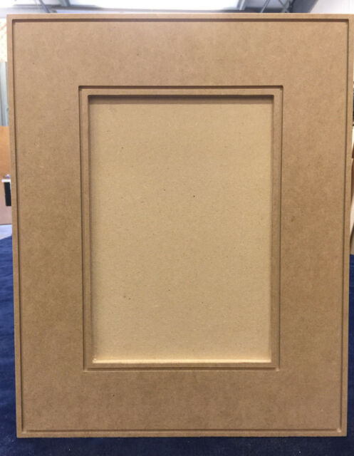 Custom Cut To Size Mdf Contemporary Recess Panel Cabinet Door Drawer