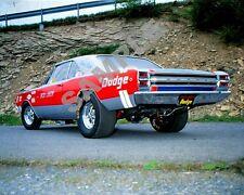 """Dandy"" Dick Landy Dodge Dart Super Stock Mopar Drag Racing 8""x 10"" Photo 6"