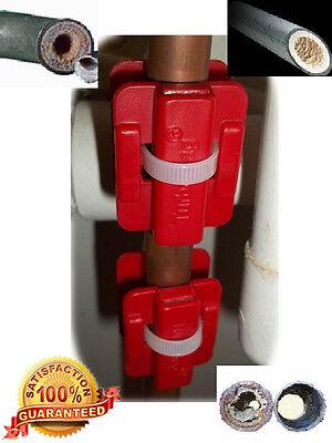 4 x Salutare Casa Condizionatore D/'Acqua Magnetico Ammorbidente Anticalcare