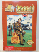 Ultimate Soldier - Wwii British Commando - 12 Action Figure Set - In Box
