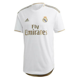 adidas-Men-039-s-Real-Madrid-19-20-Authentic-Home-Jersey-White-DW4436