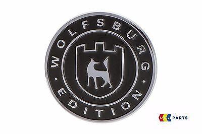 NEW GENUINE VW TOUAREG SIDE WOLFSBURG EDITION BADGE EMBLEM 561853688DYMS