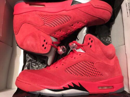 o Ds 5 Vuelo Tama Rare 136027 602 13 Jordan ante rojo Retro V Air Nuevo Nike H6qwUtPP