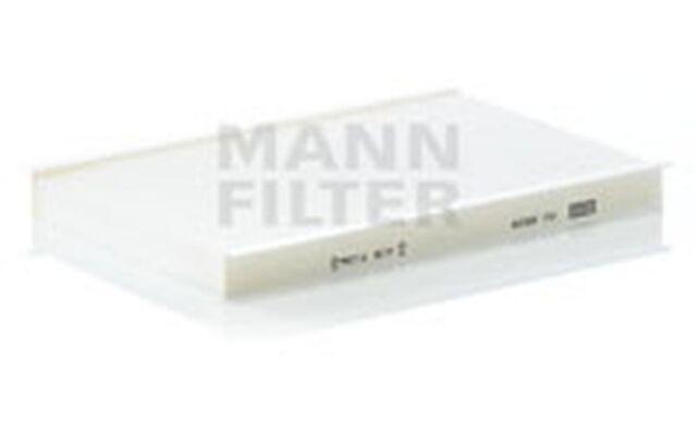 MANN-FILTER Filtro, aire habitáculo FIAT IDEA PALIO SIENA STRADA CU 2629