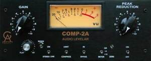 Golden-Age-Project-Comp-2A-4x-Tube-Roehren-Vintage-Leveler-Optical-Compressor-Neu