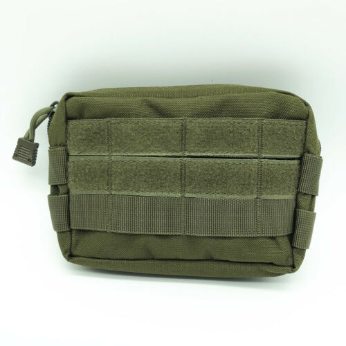 Tactical Waist Pack Belt Bag Hiking Military Molle Pouch Phone Pocket EDC Wallet