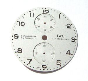 IWC-Portugieser-Chrono-Silver-Zifferblatt-IW-371445-gebraucht-I010