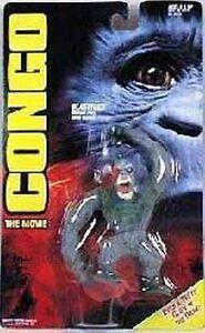 Congo-The-Movie-1995-Blastface-Action-Figure-NIB-Kenner-NIP-Glow-in-Dark