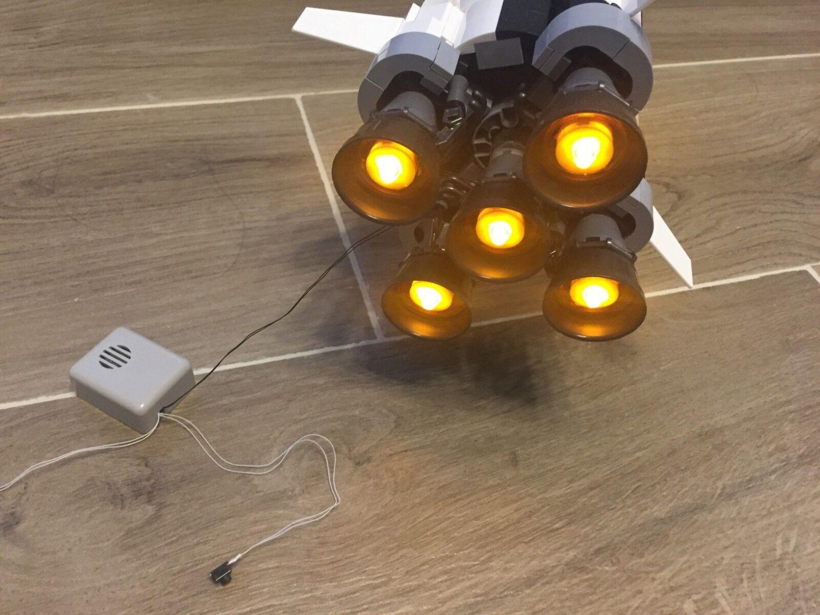New Light Light Light Kit for Lego Ideas NASA Apollo Saturn V 21309 848d30