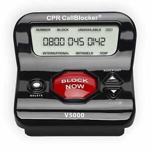 Call-Blocker-CPR-V5000-Block-All-Nuisance-PPI-Calls-Scam-Calls-Refurb