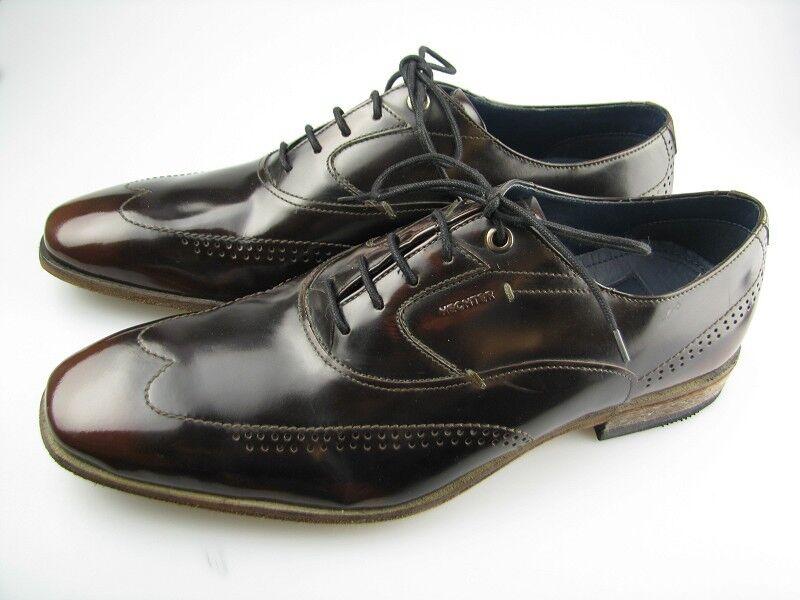 Daniel Hechter Business-Schuhe komplett Leder Gr.42