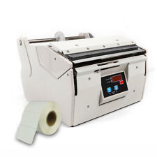 110v Fully Automatic Label Dispensers Counting Label Separate Peeling Machine