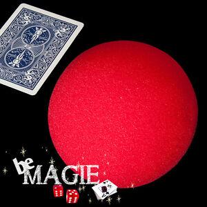 Balles-mousse-4-034-GOSHMAN-10-cm-tour-de-magie-eponge