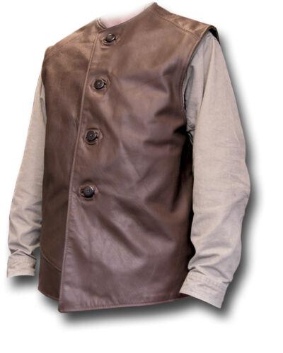 1940 Remake Brand Brown 01073 New Jerkin Leather British 4xB4nH