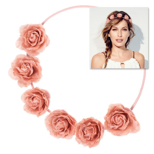 New Valentina Floral Hairband Brand New /& SEALED