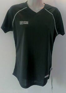 Crewroom Women's Vapour-X Microlight Wicking Short Sleeve Shirt - Small - BNWT