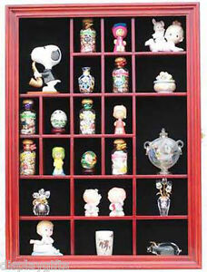 Shadow Box Miniature Collectibles Display Case Wall