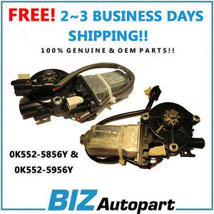 Replacement Parts Genuine Fits 02-05 Kia Sedona Power Window Motor ...