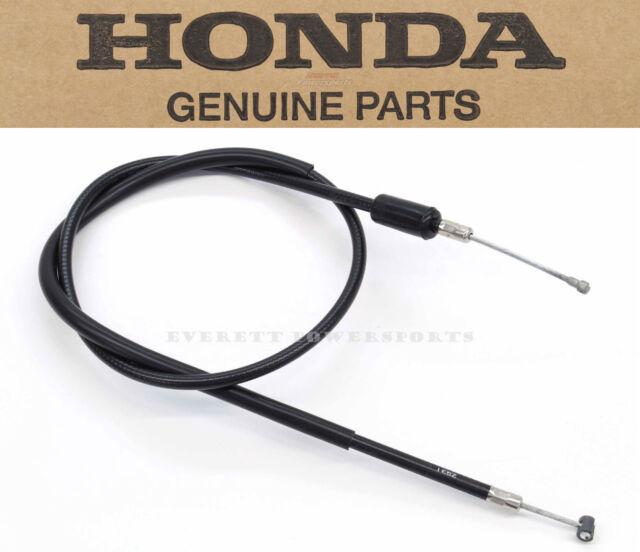 New Genuine Honda Clutch Cable 75 76 CB400 F Super Sport OEM 1975 1976 # i16