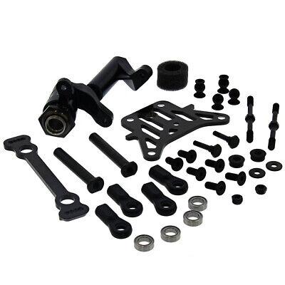 Steering Rods Kyosho 4WD 1//8 Inferno MP10 Upper Plate Servo Saver