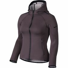 NIKE GIRLS THERMA SPHERE TRAINING JACKET SIZE SMALL  AGE 8 9 PURPLE RRP £70