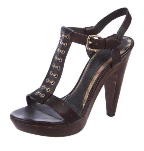 Burberry Sandal Heel 7