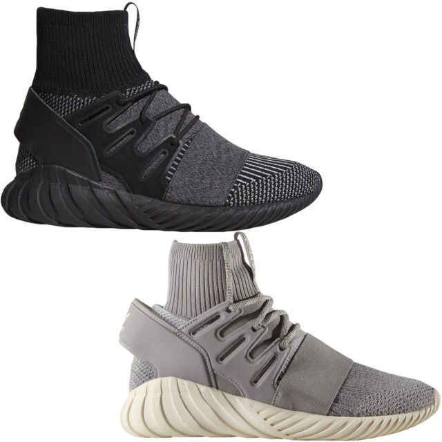 outlet on sale fashion style good out x adidas Originals Tubular Doom Primeknit Trainers Blue S80103 for ...
