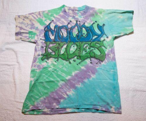 Moody Blues Tie Die Shirt  Brockum 1991
