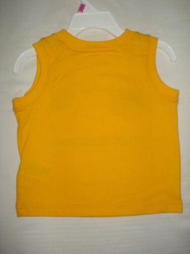 Wonder Kids Tank Top Sleeveless Summer Top Toddler Black Blue Yellow Skull