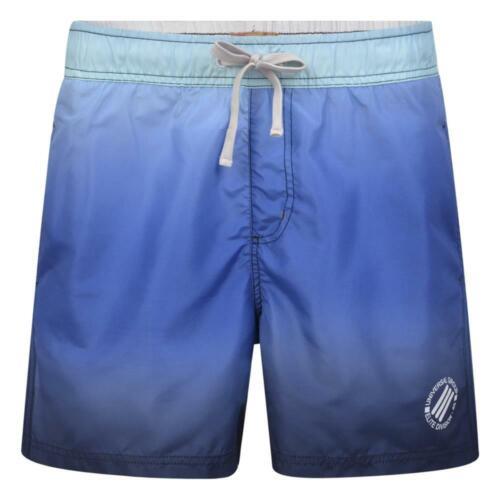 Kam Mens grande dimensioni Sole Sfumati Nuoto//Pantaloncini da Spiaggia 324 in Blu