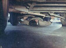 JEAN GABIN  ALAIN DELON  LE CLAN DES SICILIENS 1969 VINTAGE PHOTO ORIGINAL #5