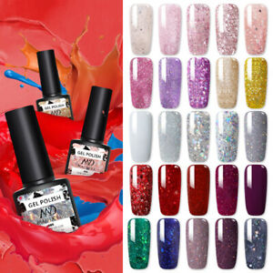 8ml-MAD-DOLL-Glitter-Sequins-Gel-Nail-Polish-Long-Lasting-Soak-Off-Gel-Varnish
