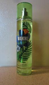 Bath-Body-Works-WAIKIKI-BEACH-COCONUT-Fine-Fragrance-Mist-Spray-8fl-oz-236ml