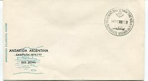 1977 Almirante Brown Antartida Argentina Polar Antarctic Cover