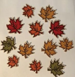 Tiny-Autumn-Fall-Leaves-Iron-On-Fabric-Appliques