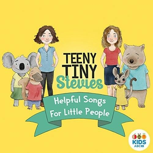Teeny Tiny Stevies - Helpful Songs For Little People [New CD] Australia - Import