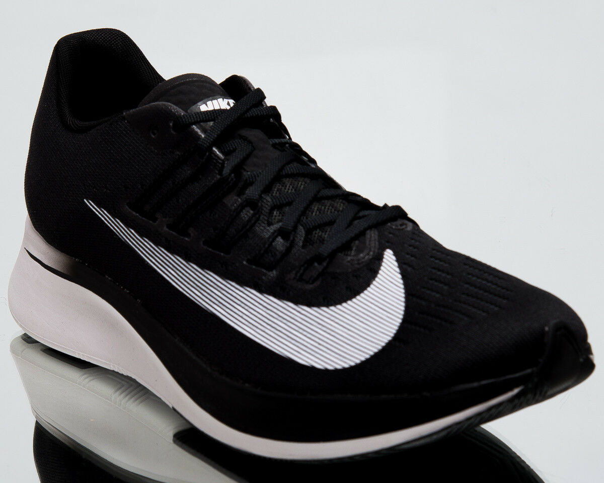 Nike Zoom Fly Men New Running shoes Mens Black White Run Sneakers 880848-001