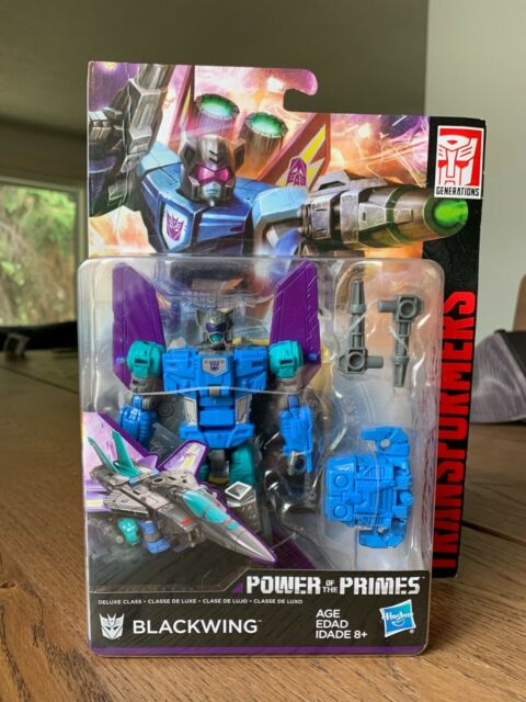 Transformers Power of the Primes Blackwing