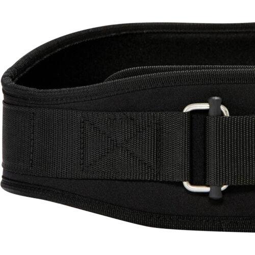 "Black Schiek Sports Model 2006 Nylon 6/"" Weight Lifting Belt"